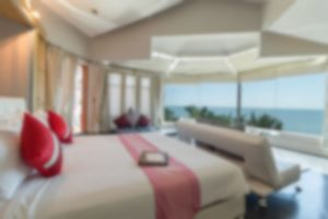 Suite with seaview